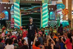 Only at Summarecon Mal Serpong, Samsam Bubble Party!