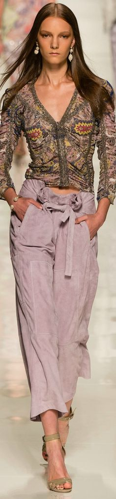 Etro Spring 2014 Ready-to-Wear Collection