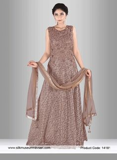 Net Designer Gown For Party