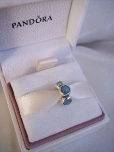 Authentic Pandora Sterling Silver Seaside Kiss by JEWELSELAGANT, $45.00