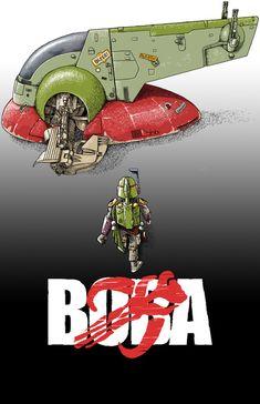 BOBA / AKIRA mash-up