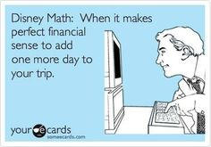 or an extra week and a half...or 3 more countries.