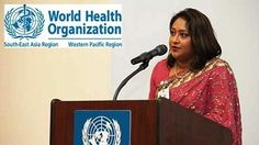Saima Wazed Hossain appointed WHO Goodwill Ambassador for Autism :http://gktomorrow.com/2017/07/09/saima-wazed-hossain-goodwill-ambassador/