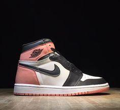 the best attitude d8a5b 65140 AIR JORDAN 1 Rust Pink - Shoecolla Nike Air Force, 에어 조단