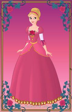 Fallon- Barbie and the 12 Dancing Princesses by ninjagofangirl1919