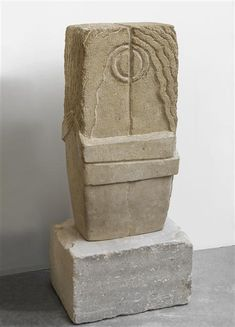 Réunion des Musées Nationaux-Grand Palais - Stone Sculpture, Sculpture Art, Constantin Brancusi, Textile Fiber Art, Contemporary Sculpture, Grand Palais, Wood Paneling, Three Dimensional, Lovers Art