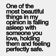 Have this every night.. no better feeling then being held by the man who loves you.. Milesnkimmy