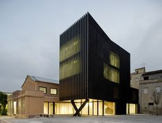 Camps-Felip: Ferreries Cultural Centre a Tortosa, Spain