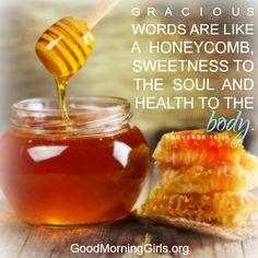 Good Morning Girls Resources {Proverbs 16-20} - Women Living Well