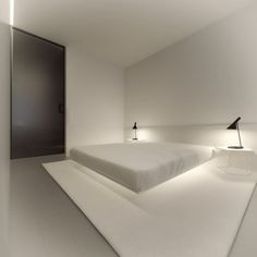 style minimaliste chambre : le minima absolu