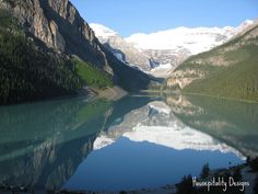 Lake Louise... maybe some day!