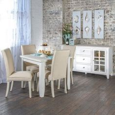 Florence 900 Dining Table (900W x 900D x 775H mm) RRP $525