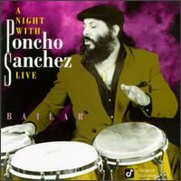 Poncho Sanchez - Bailar-Night With Poncho Sanchez, Red