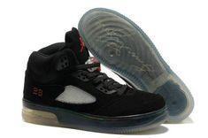 new styles 88694 90e41 Air Jordan Shoes 5 AF1 Lighting Black