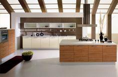 New kitchen furniture design modern lights Ideas Black Ikea Kitchen, Zen Kitchen, Kitchen Design Open, Open Concept Kitchen, Home Decor Kitchen, Interior Design Kitchen, Kitchen Designs, Earthy Kitchen, Kitchen Ideas
