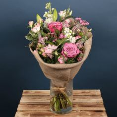 Send flowers or flower gift sets to someone special today. Send Flowers Online, Same Day Flower Delivery, Seasonal Flowers, Dublin, Floral Arrangements, Ireland, Bouquet, Happy Birthday, Roses