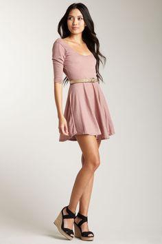 RVCA  Confession Stripe Dress  Nice and simple!