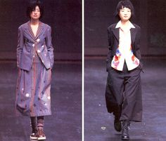 """"""" Y's bis Limi Fall/Winter 2001 """""""