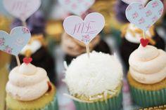 Shabby Chic themed 3rd birthday party via Kara's Party Ideas KarasPartyIdeas.com #shabbychicparty (7)