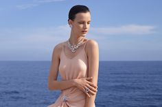 """Exclusive: Van Cleef & Arpels New """"Seven Seas"""" Fine Jewelry Collection Revealed"""