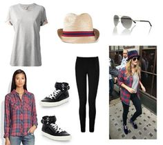 Get Drew Barrymore's Casual Look! by Alice Prince on Set That