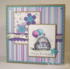 Beth's Little Card Blog: Copics