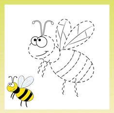 "Обводилки ""Животные""   OK.RU Insect Activities, Preschool Learning Activities, Body Parts Preschool, Art Drawings For Kids, Forest School, Strategic Planning, Fine Motor, Creative, Seasons Of The Year"
