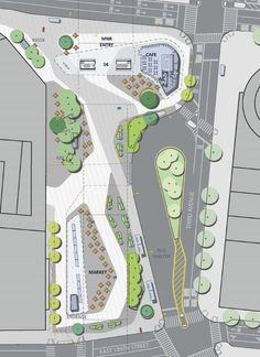 Plaza de Las Americas Reclaims Space for People in Washington Heights - Google Search: