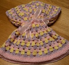 Granny square baby blanket - for more of my makes pop over to crafty things by T on Facebook
