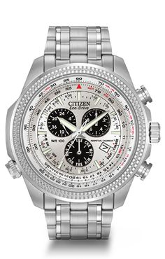 Citizen Eco-Drive Perpetual Calendar Chronograph BL5400-52A Men's Chronograph