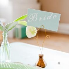 20 of the Hottest Mint Wedding Ideas