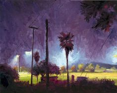 Night Games by William Wray