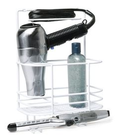 Take a look at this Hair Care Rack by Organize It All on #zulily today!