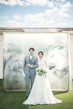 모노스케일 - Korea Pre Wedding by MonoScale Wedding Poses, Wedding Photoshoot, Wedding Dresses, Akad Nikah, Wedding Photography Packages, Photo Studio, Cover Art, Backdrops, Studios