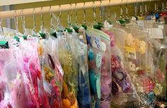 Tentative Aloha: Pensez en dehors du {} jouet Box - Plus de 50 conseils d'organisation pour les espaces enfants