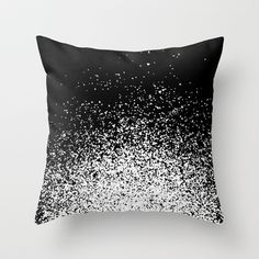 infinity Throw Pillow by Marianna Tankelevich - $20.00