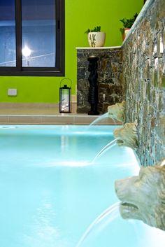 fradellosvillas.gr Villa Chrissi in Gerani, Rethymno - Crete #villa #rethymno #crete #greece #vacation_rental #private #luxurious_accommodation #summer_in_crete #visit_greece #indoors_pool