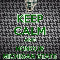#keepcalm and Honour #msu #gogreen #rosebowl100 #rosebowlchamps #spartyon #spartans #michiganstate #michiganstatefootball #Padgram