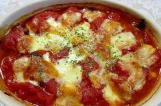 「サバ缶で簡単トマト煮」サバ缶とトマト缶で超簡単なのに美味しいです~是非作ってみてください~♪【楽天レシピ】