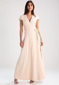 IVY & OAK Fotsid kjole - spring rose - Zalando.no
