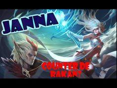JANNA SUP   COUNTER DE RAKAN?   TEMP 7.8