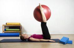 This Pilates beginner exercise program takes you through a 30 days of Pilates workout plan.