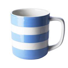 Mug, 10oz/28cl - Cornishware® – Classic British Kitchenware by T.G. Green