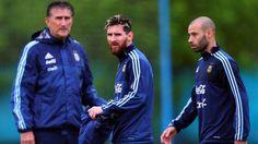 Messi Pilih Skuat Argentina? Ini Kata Bauza