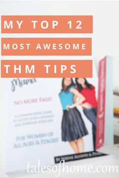 My most useful tips to help you be successful on the Trim Healthy Mama plan! On talesofhome.com