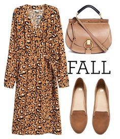 """Fall Comfort: Perfect Loafers"" by mycherryblossom ❤ liked on Polyvore featuring H&M and Chloé"