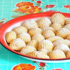 Maamouls - Biscuits libanais aux noix