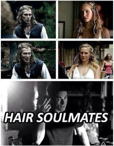 "This truth about Klaus and Caroline. | 14 Pictures Only ""The Vampire Diaries"" Fans Will Think Are Funny"