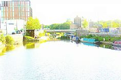 Regents Canal, York Road entrance, London | A weekend of family time - Circus Mums