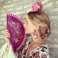 Feria de Abril en Sevilla: Trajes de Flamenca Pepa Garrido.